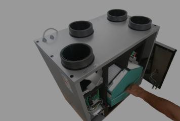Wentylacja mechaniczna rekuperacji